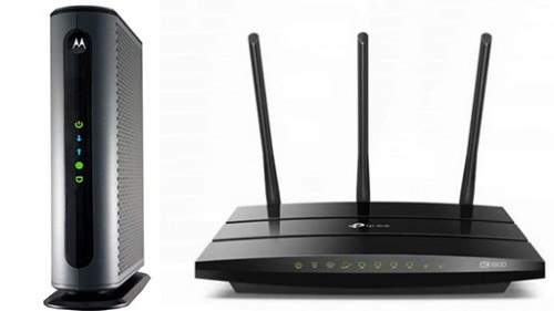 Best Router and Cable Modem Combination for Distance Learning and Work