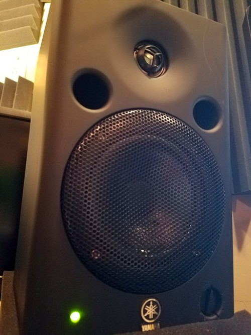 Yamaha MSP5 Studio Monitor Review