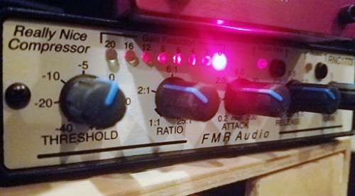 FMR Audio Really Nice Compressor RNC1773 Review
