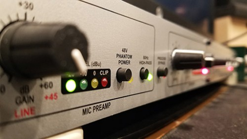 dbx 286s Mic Preamp/Processor Review