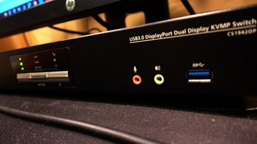 ATEN CS1942DP Review - 2-Port USB 3.0 4K DisplayPort Dual-Display KVMP Switch
