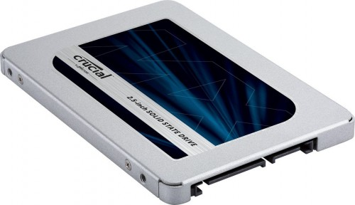 Crucial MX500 1TB 3D NAND SATA 2.5 Inch Internal SSD Review