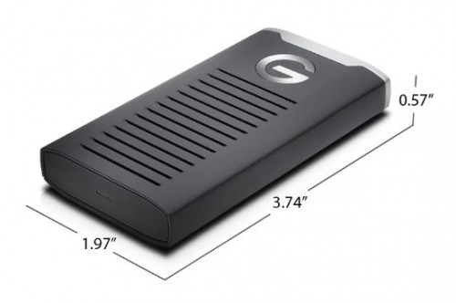 G-Drive Mobile SSD R-Series 1TB Review